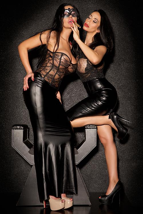 Black Domina Duo - Bild 3