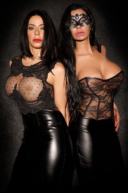 Black Domina Duo - Bild 2