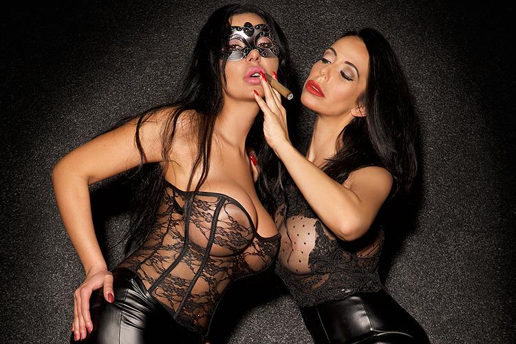 Black Domina Duo - Bild 7